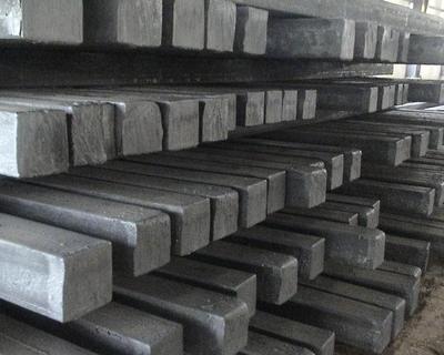 Квадрат алюминиевый 14 Д16 3 м